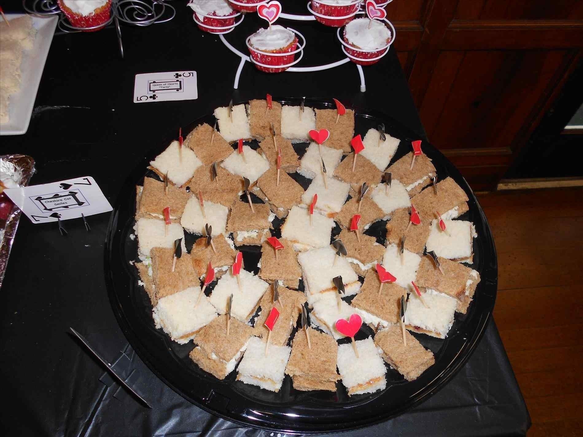 10 Elegant Alice In Wonderland Party Food Ideas kariedaway alice in wonderland party food ideas baby shower prep u 2021