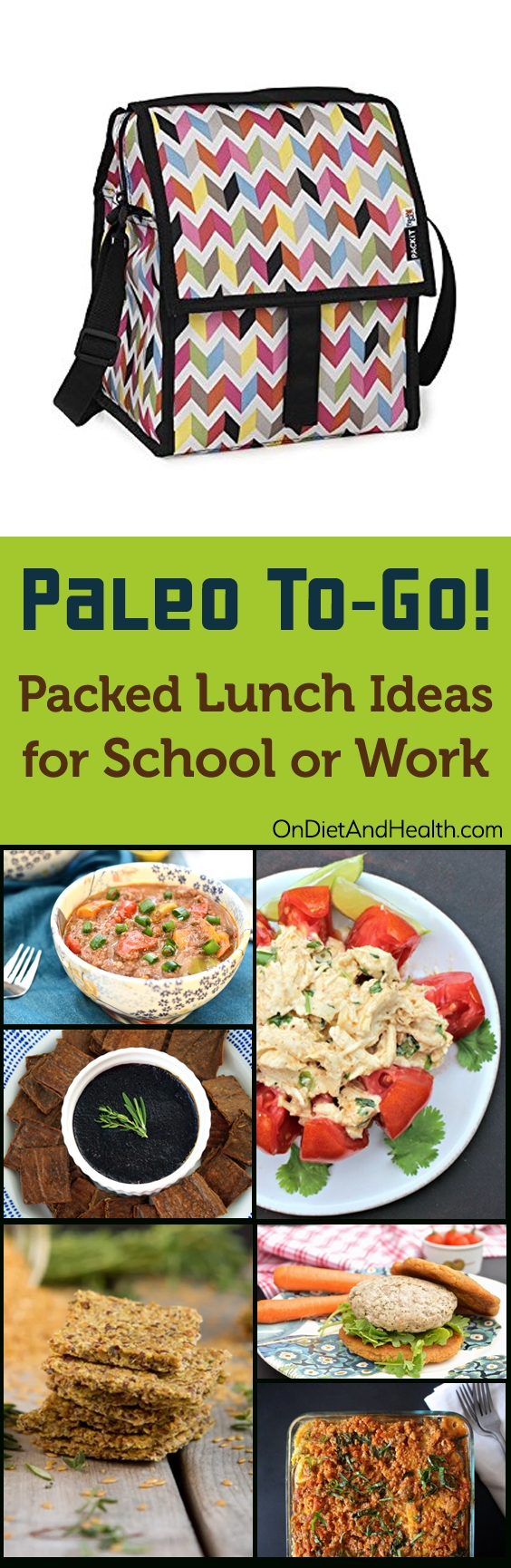 10 Best Paleo Lunch Ideas At Work keep good food portable with these paleo lunch ideas for school or