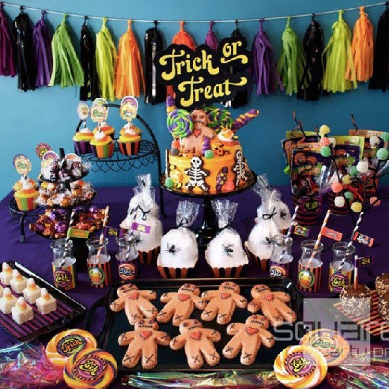 10 Trendy Halloween Birthday Party Ideas For Kids kid friendly halloween party ideas popsugar moms 1 2021