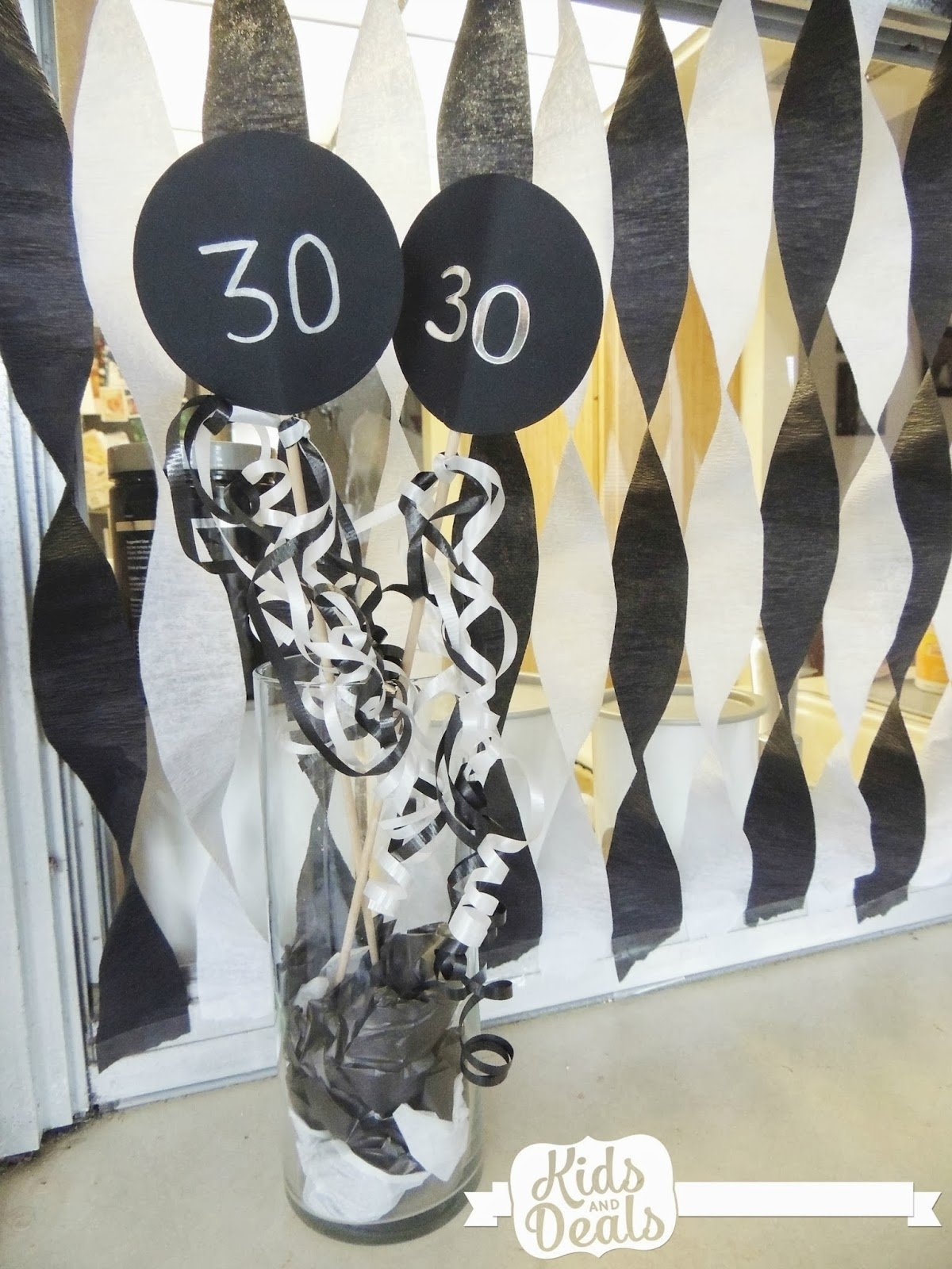 10 Amazing 30Th Birthday Party Ideas For Husband Kids And Deals A 30th