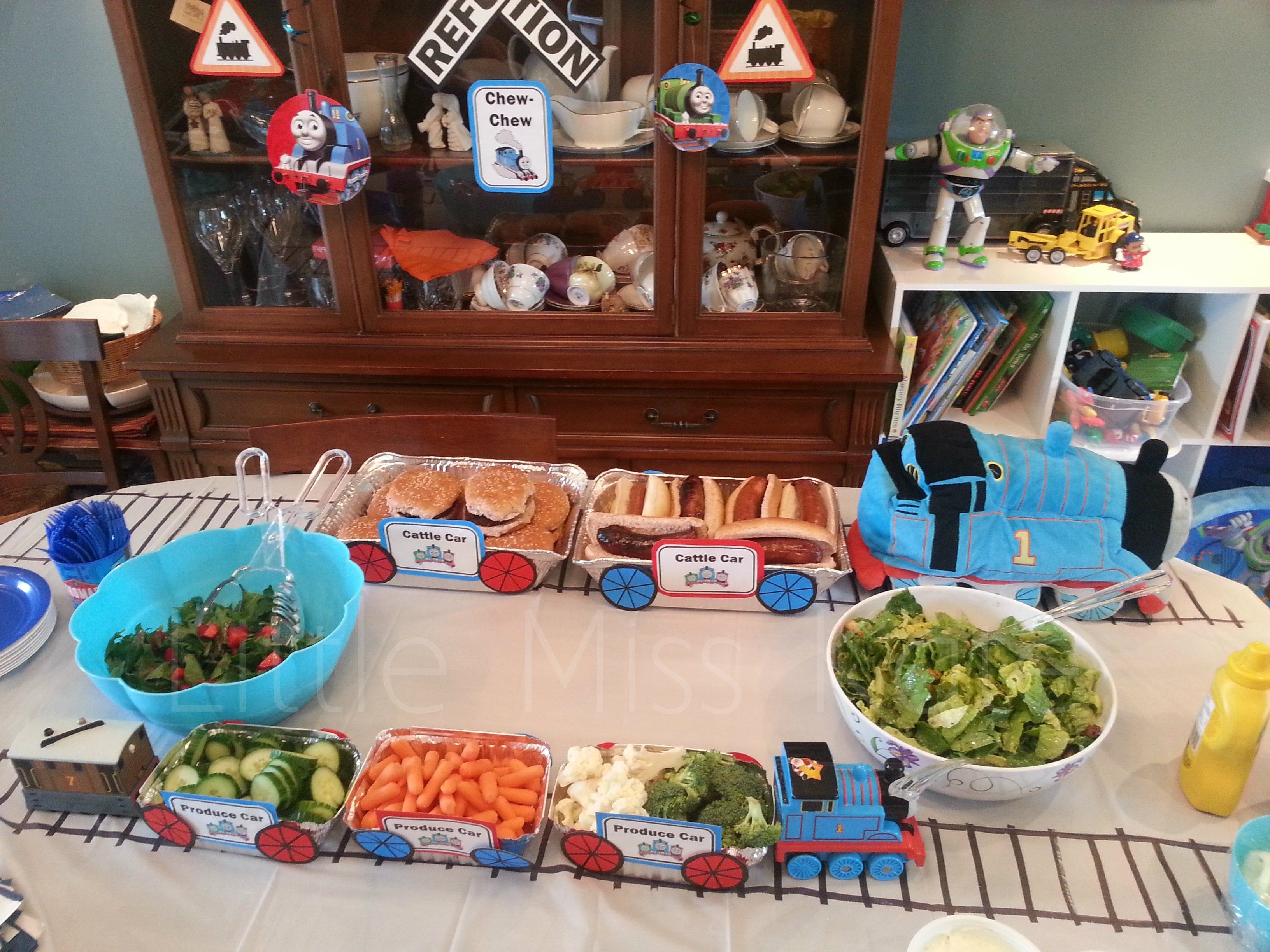 10 Most Recommended Thomas The Tank Engine Party Ideas kids birthday party ideas thomas the train party ideas little