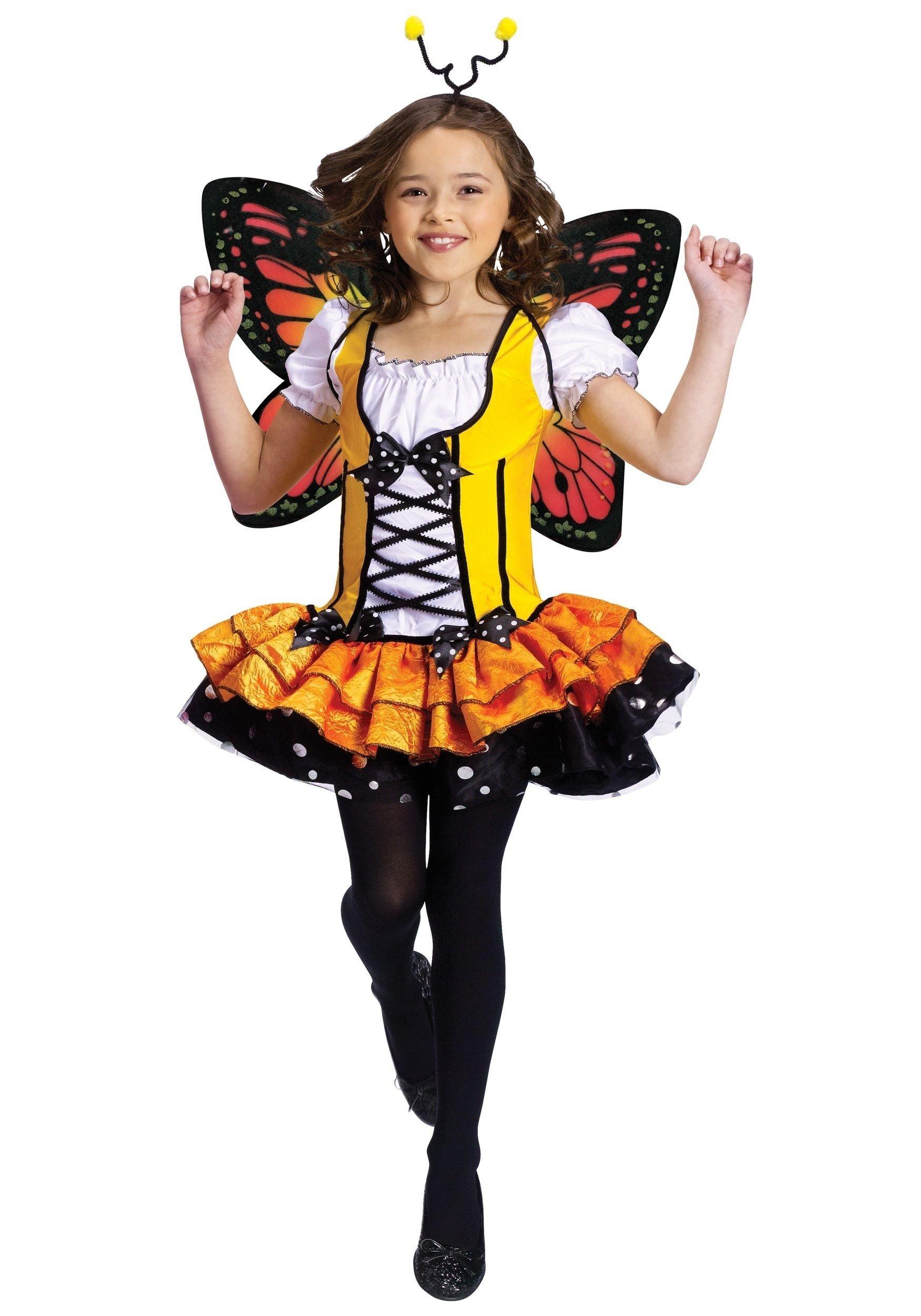 10 Great Kids Halloween Costume Ideas 2013 kids butterfly princess costume halloween fall pinterest 2020