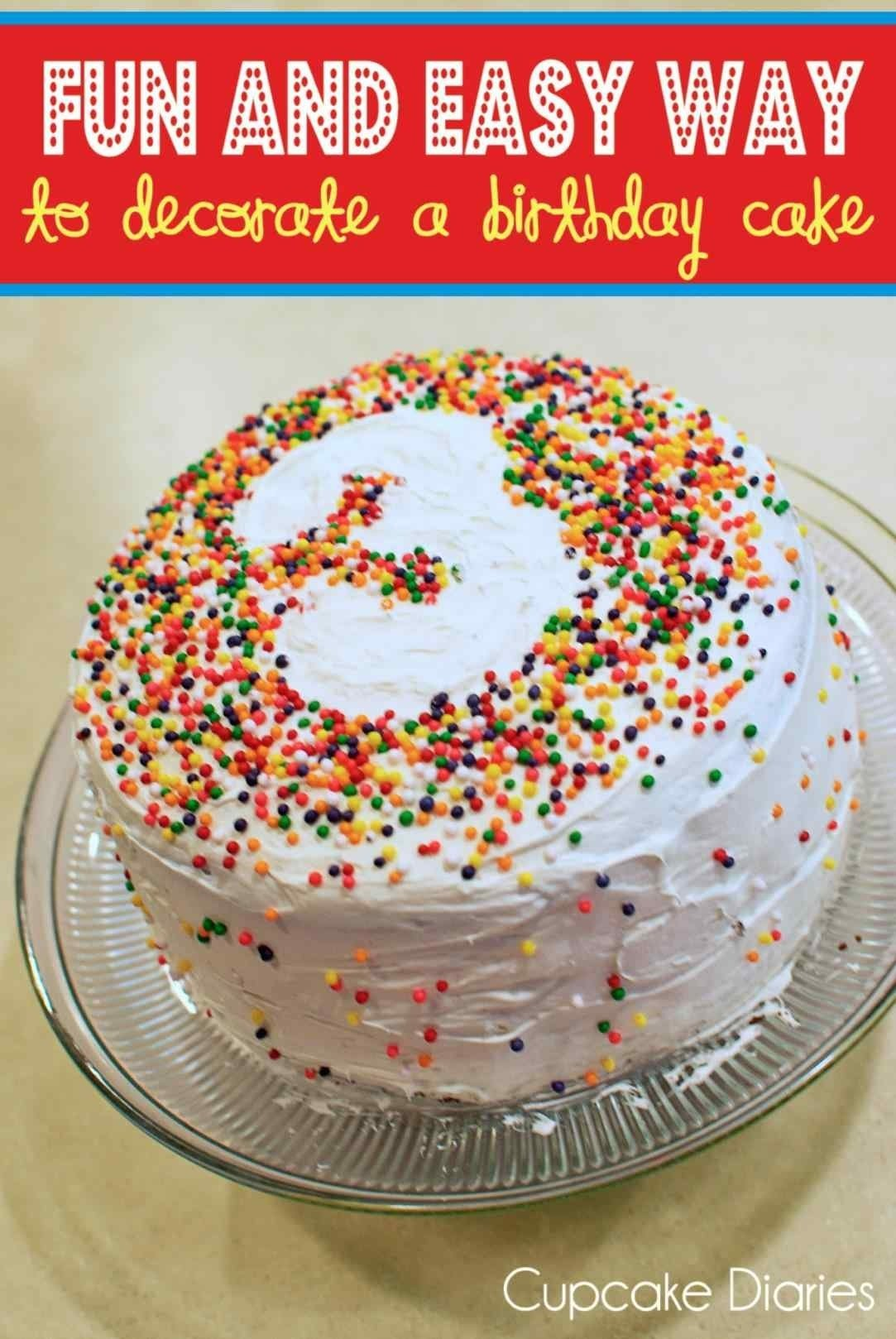 10 Unique Cake Decorating Ideas For Kids kids cake decorating ideas dcortion win 2020