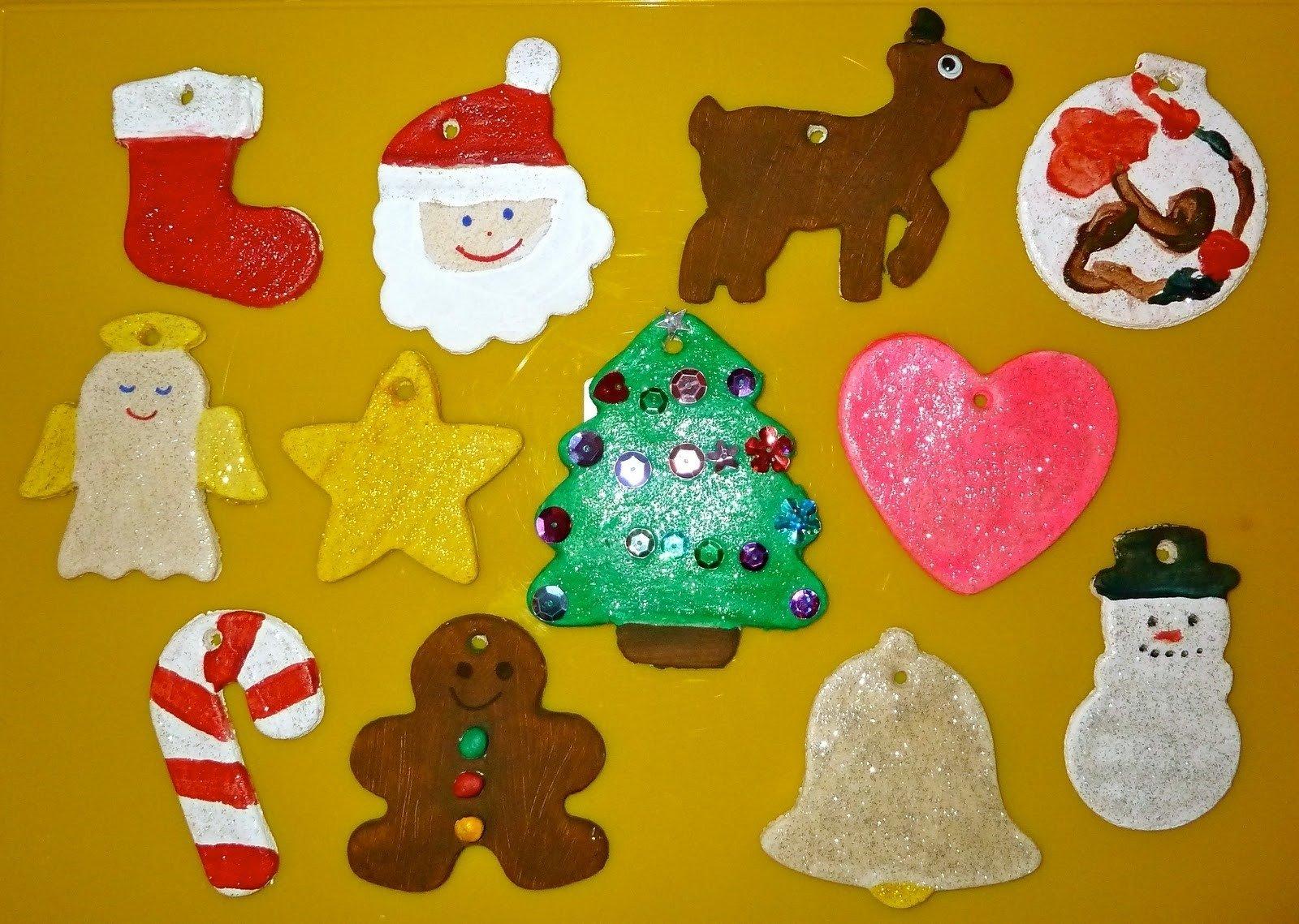 10 cute christmas decoration ideas for kids kids craft christmas decorations find craft ideas - Christmas Decoration Ideas For Kids