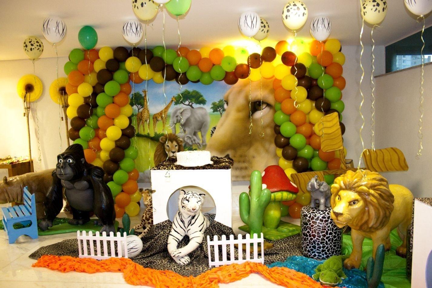 Jungle Party Baby Shower Nemetasfgegabeltfo