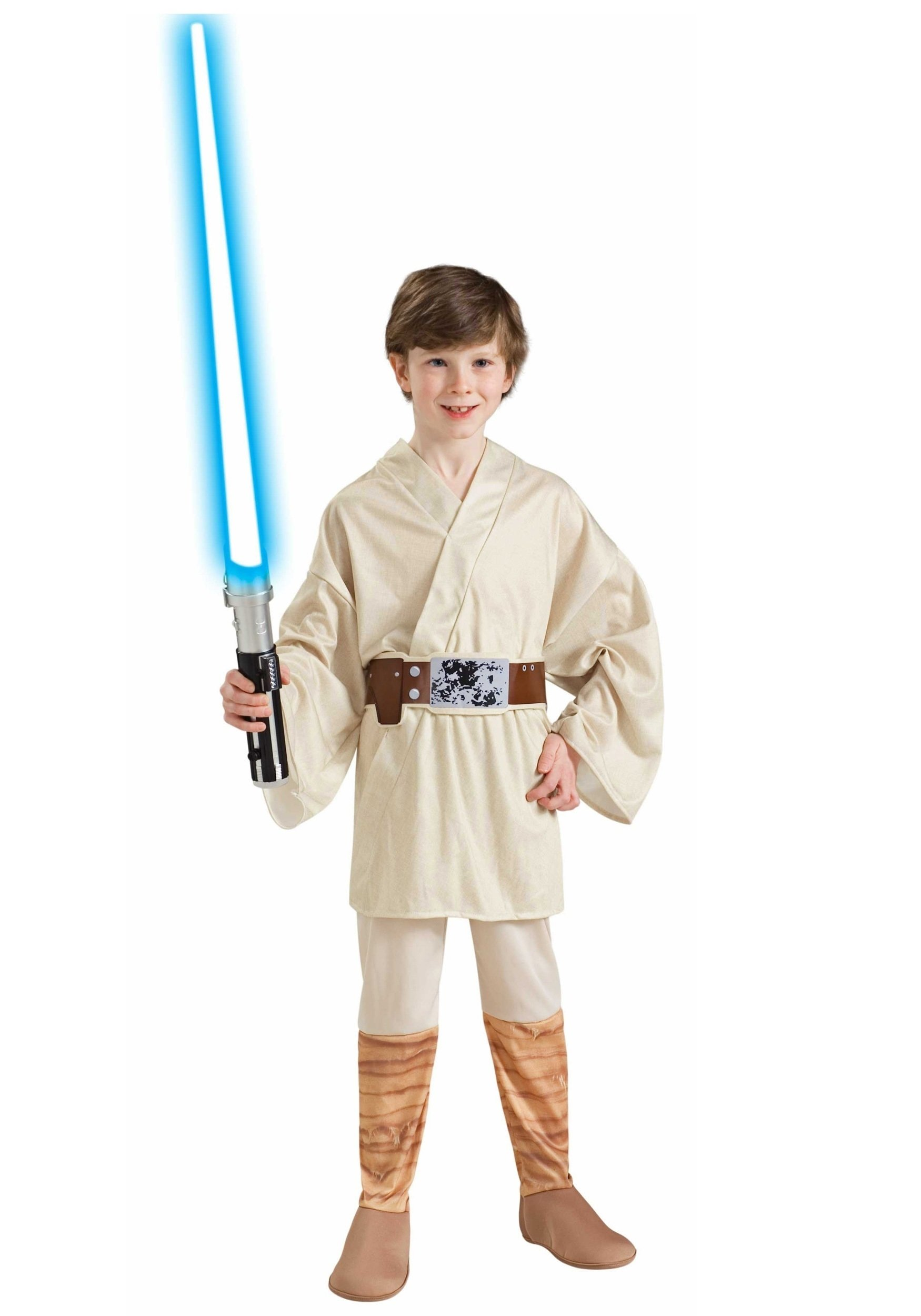 10 Ideal Halloween Costumes For Kids Ideas kids luke skywalker costume 2021