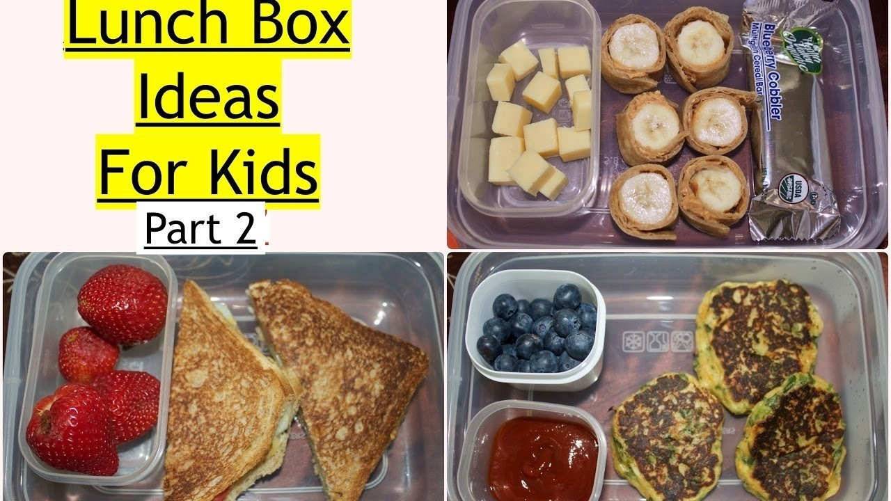 10 Pretty Healthy Lunchbox Ideas For Kids kids lunch box ideas indian healthy lunch box recipes quick and 2020