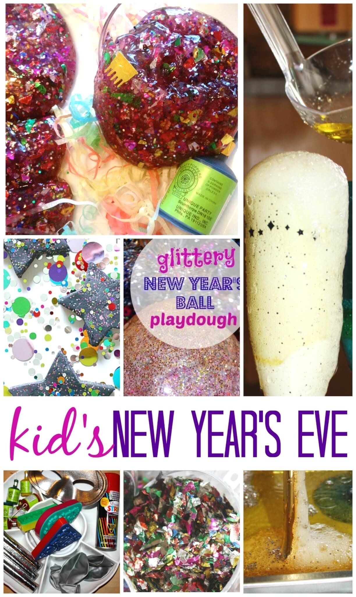 10 Cute New Years Eve Party Ideas For Kids kids new years eve party ideas and activities for new years 6 2020