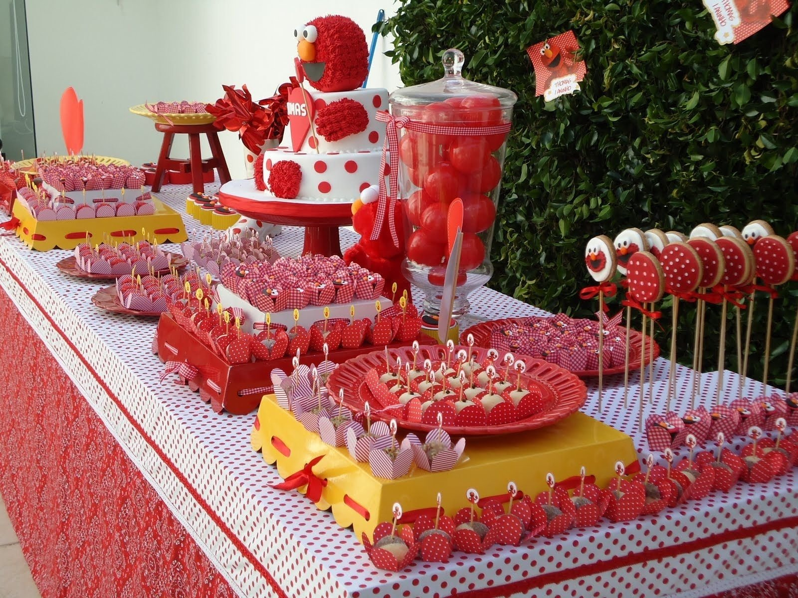 10 Great Elmo 2Nd Birthday Party Ideas Kids Themes Kid Parties Contente Le Blog