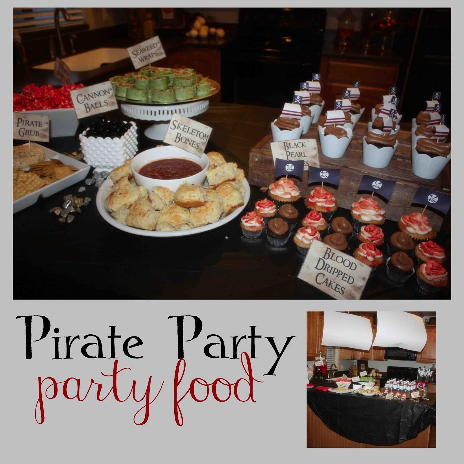 10 Stunning Pirate Party Ideas For Adults kids pirate party food home party ideas 2020