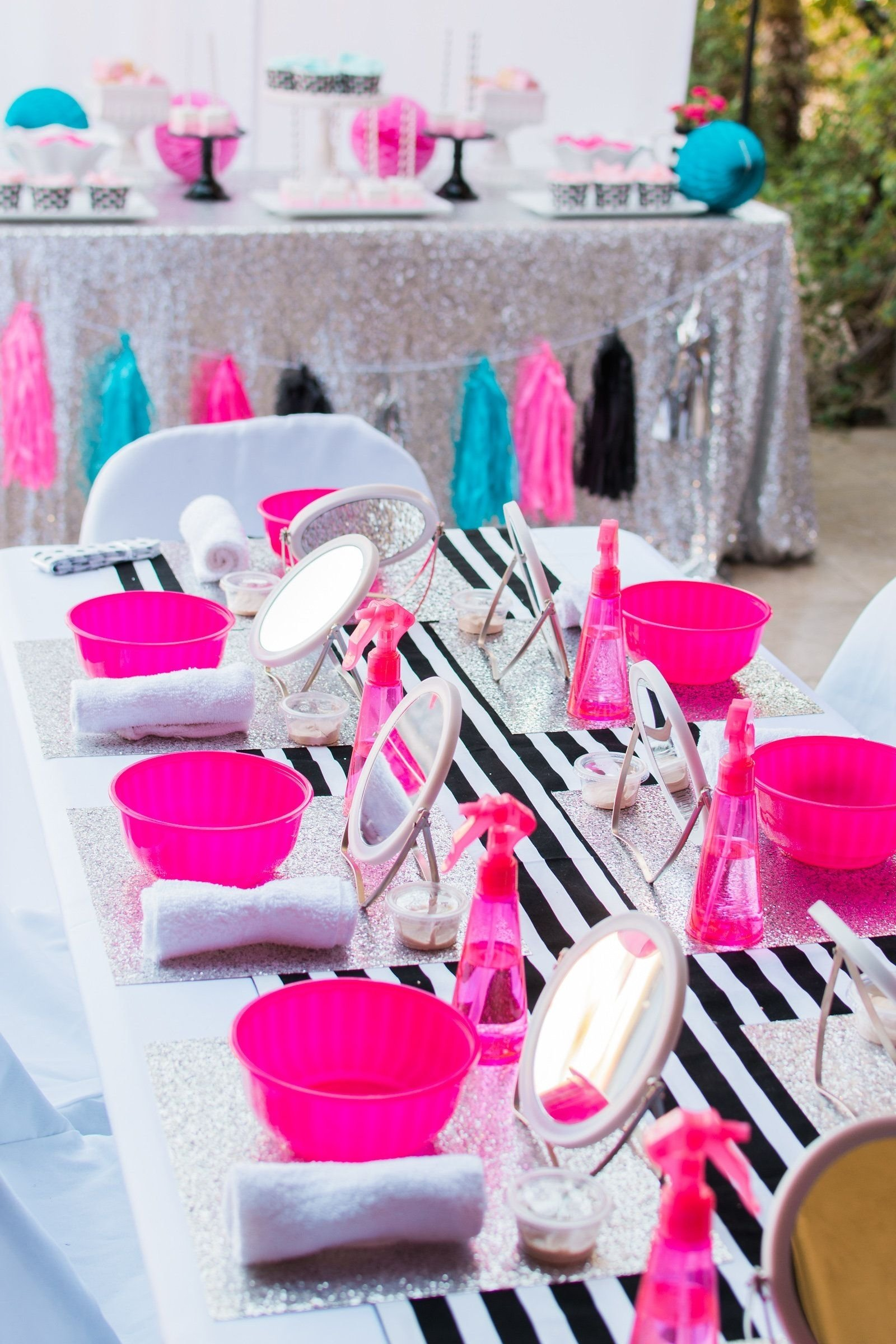 10 Gorgeous Spa Party Ideas For Girls kids spa birthday party kids spa birthday party ideas spa party 2021