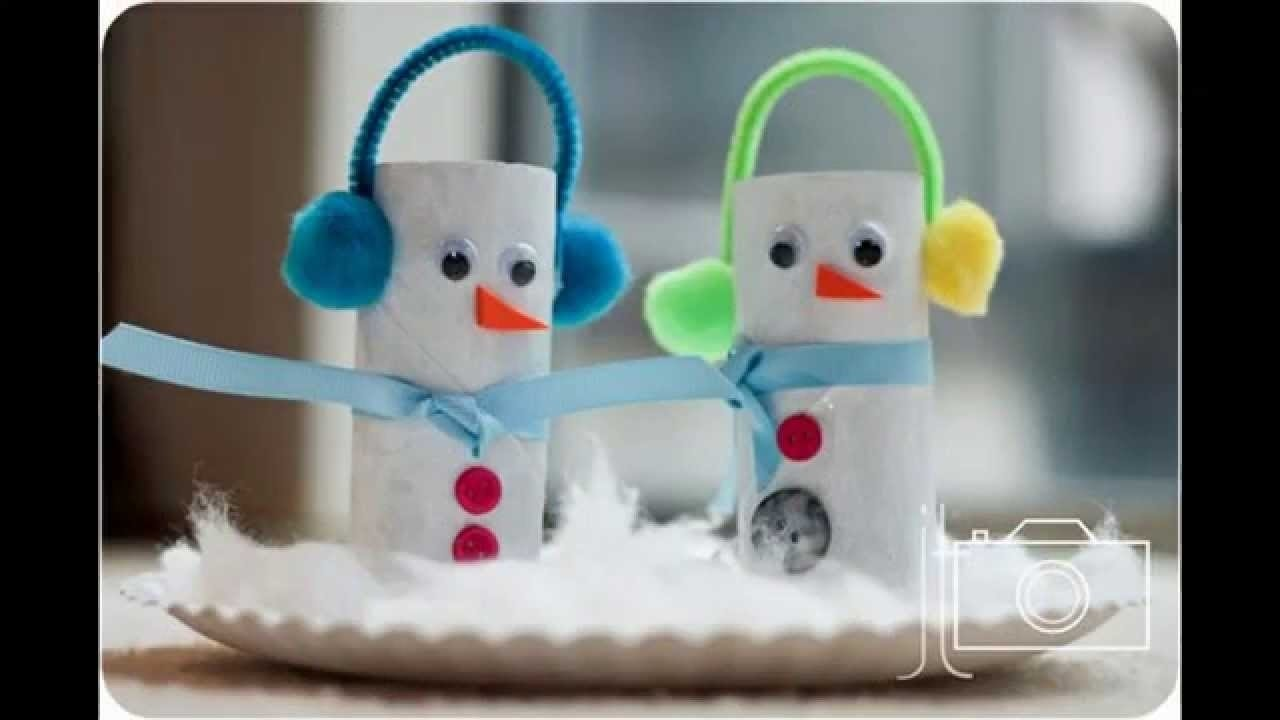 kids winter crafts ideas - youtube