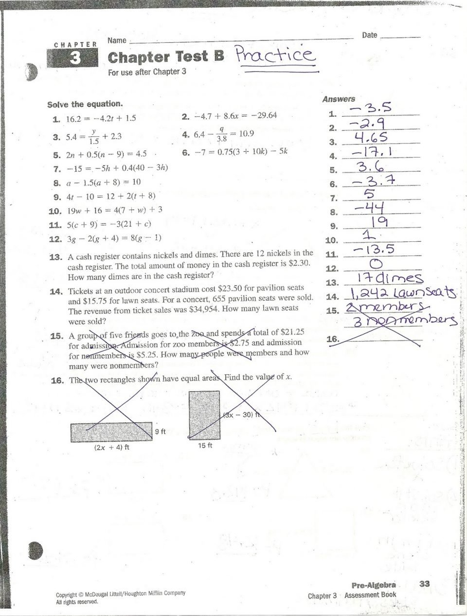 10 Stunning Big Ideas Math Red Book kindergarten big ideas math worksheets red answers algebra