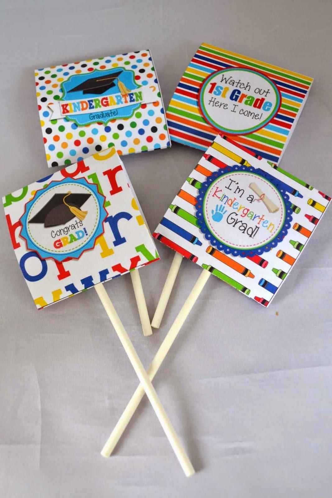 10 Great Gift Ideas For Kindergarten Graduation kindergarten graduation party printables and a freebie amanda
