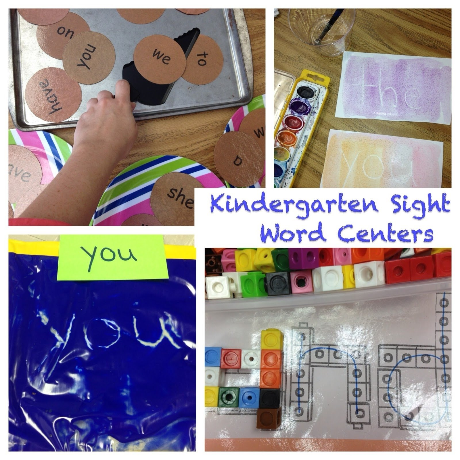 10 Lovely Literacy Center Ideas For Kindergarten kindergarten is crazy fun sight word literacy station activities