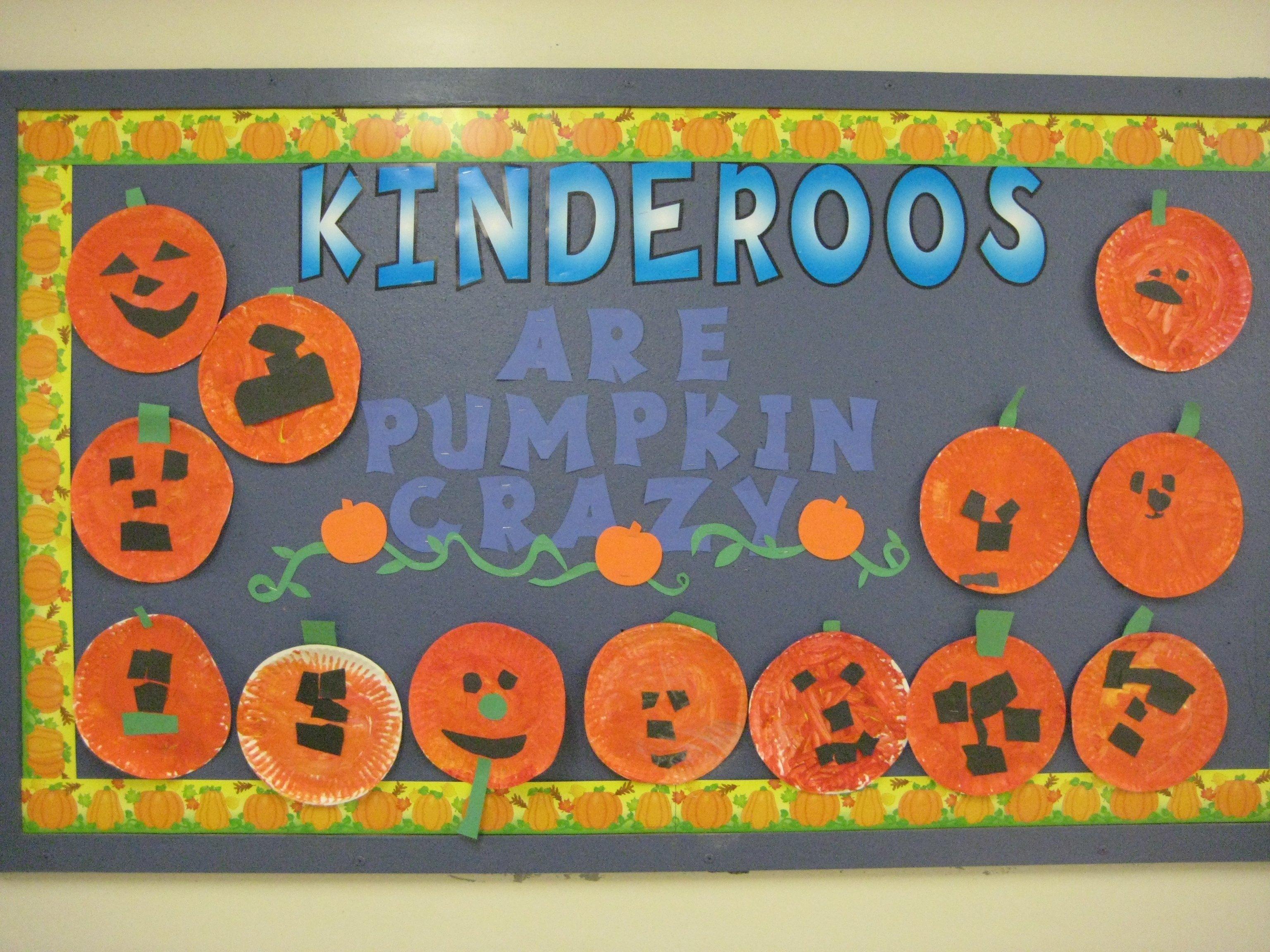 10 Great Pumpkin Patch Bulletin Board Ideas kindergarten pumpkin activities mommys lessons 2021
