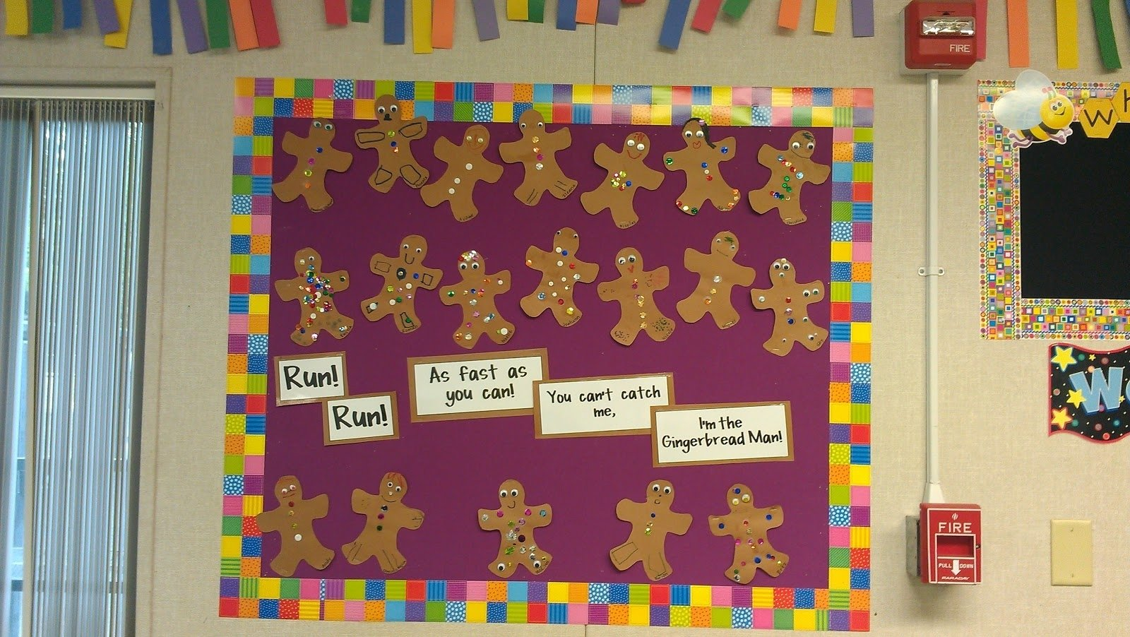 10 Perfect Gingerbread Man Bulletin Board Ideas kindergarten schmindergarten bulletin boards musical chairs and a