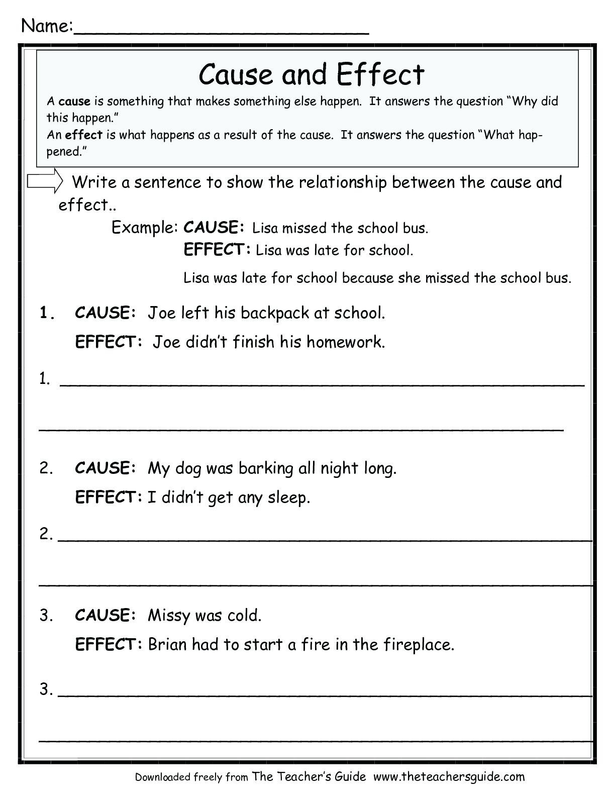 10 Most Recommended Free Printable Main Idea Worksheets kindergarten worksheet main ideas worksheets main idea worksheets 2020