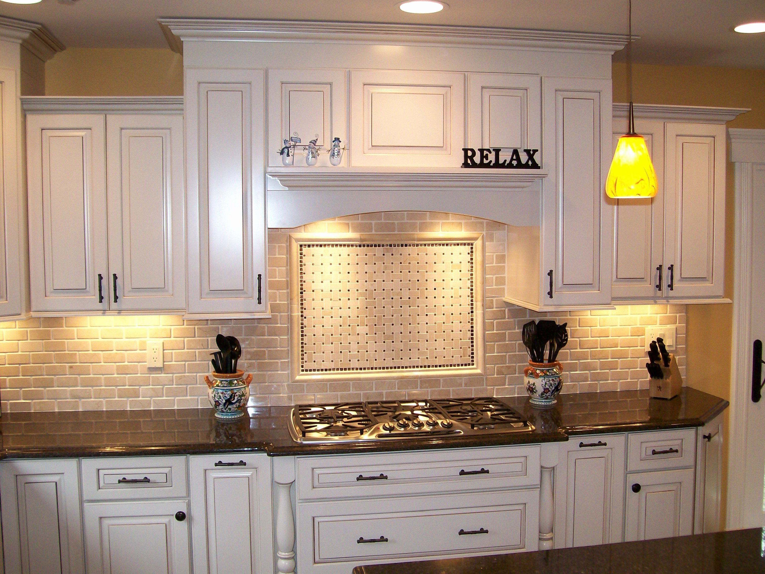 10 Great Backsplash Ideas For Kitchens With Granite Countertops kitchen backsplash ideas dark granite countertops unique kitchen 2020