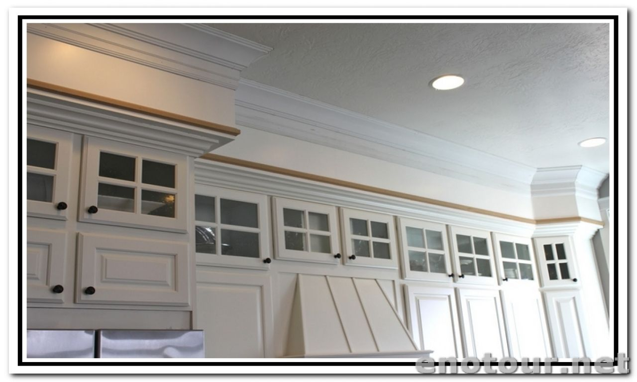 10 Unique Crown Molding Ideas For Kitchen kitchen cabinet soffit crown molding kitchen vaulted ceiling design 2021