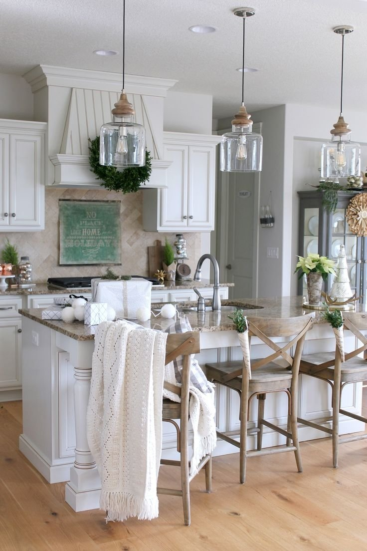 10 Most Recommended Kitchen Island Pendant Lighting Ideas kitchen cool farmhouse chic style farmhouse style island 50 best
