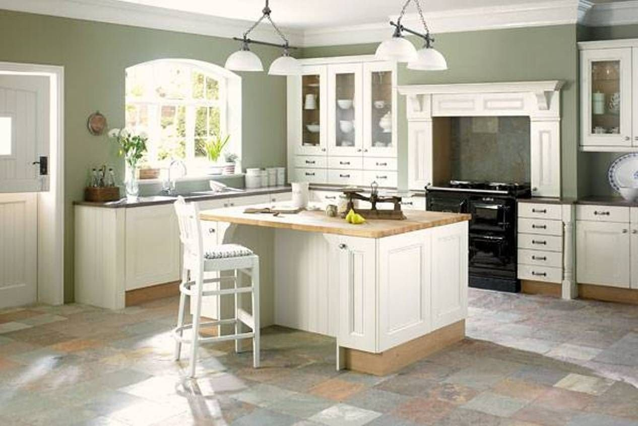 10 Pretty Kitchen Paint Ideas With White Cabinets kitchen great ideas of paint colors for kitchens sage green 2020