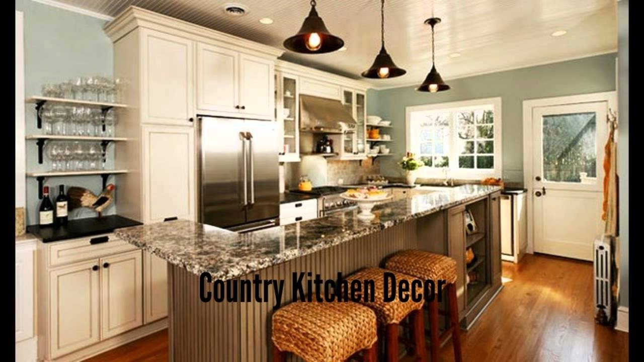 10 Most Popular Country Kitchen Decorating Ideas On A Budget kitchen ideas country kitchen decor with elegant country kitchen 2020