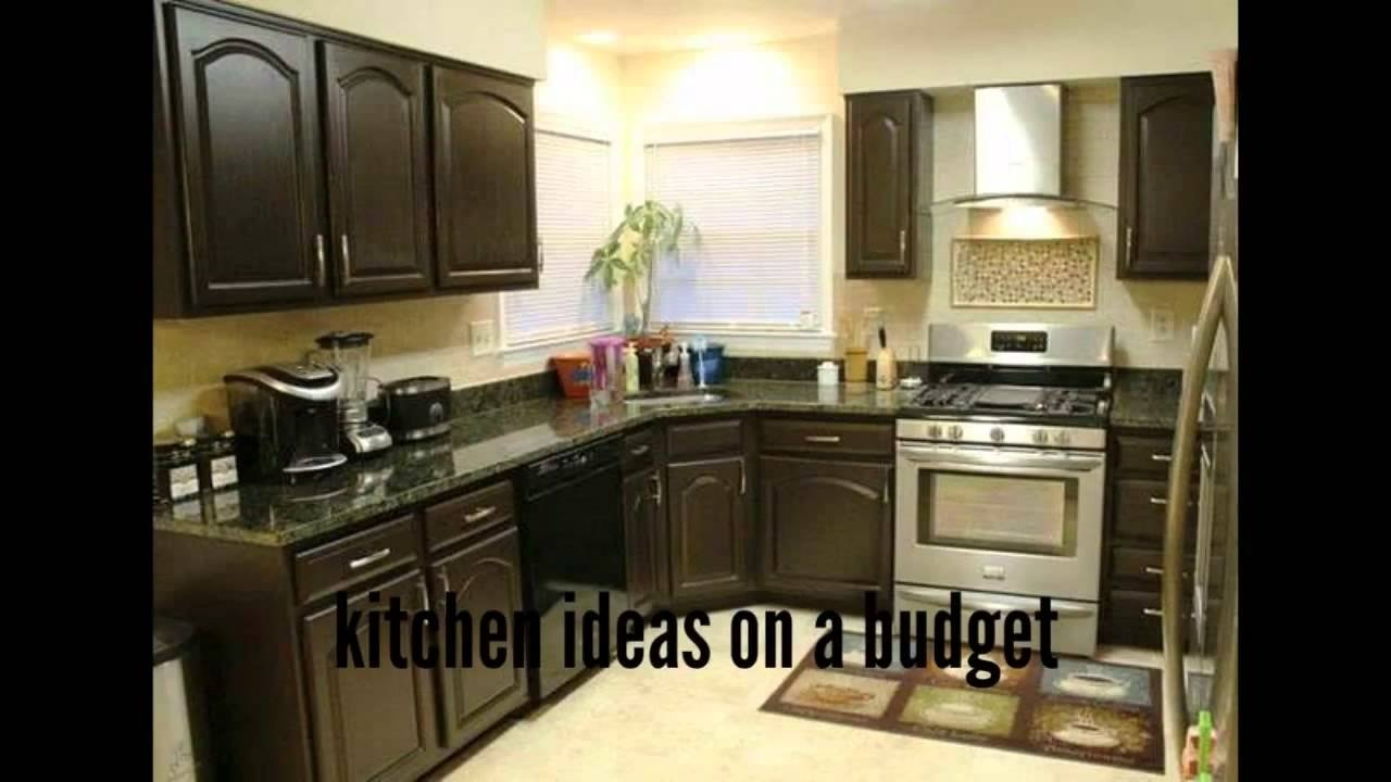 kitchen ideas on a budget - youtube