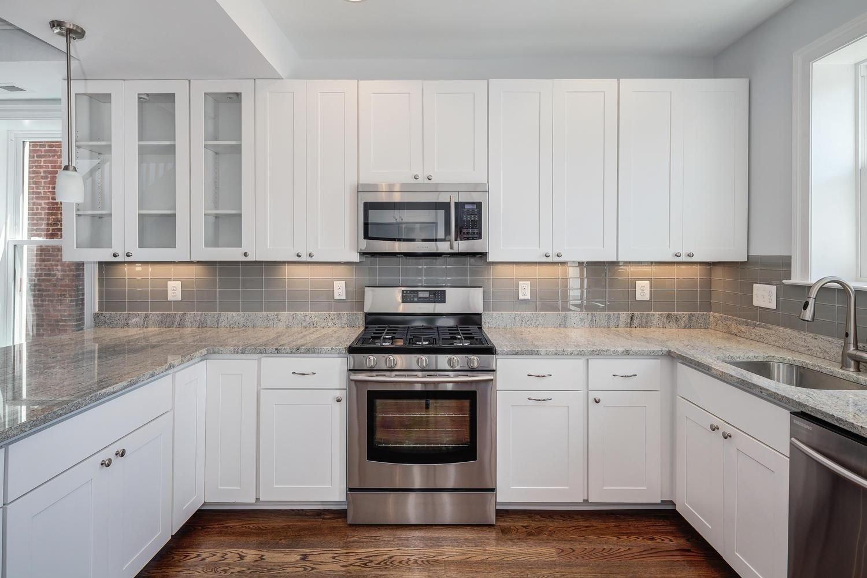 kitchen : kitchen backsplash ideas black granite countertops white