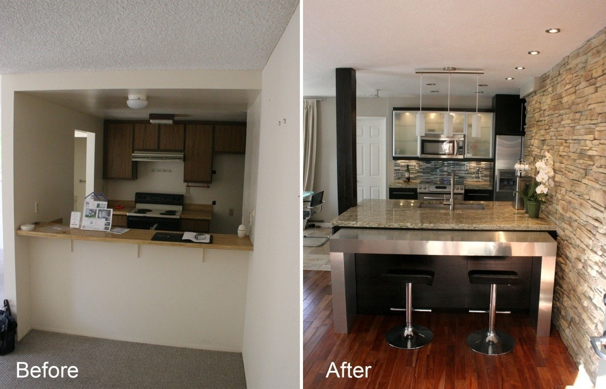 10 Fabulous Kitchen Remodel Ideas Before And After kitchen kitchen remodel ideas before and after home interior