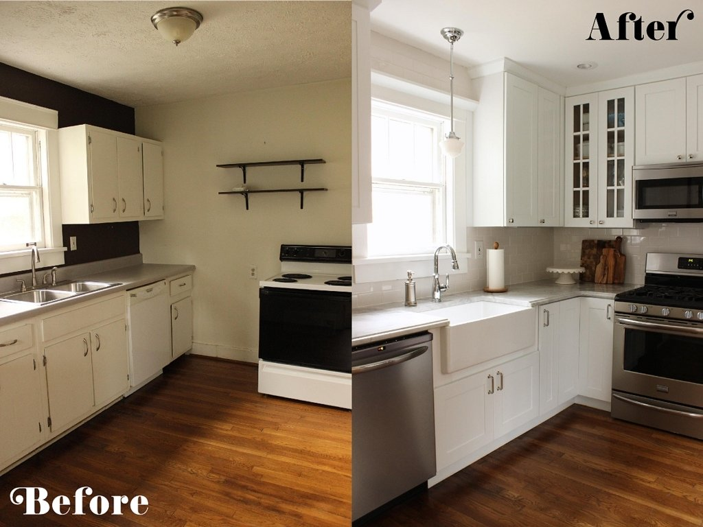 10 Fantastic Kitchen Makeover Ideas On A Budget kitchen makeover ideas pictures makeovers onbudget plus small on a 2020