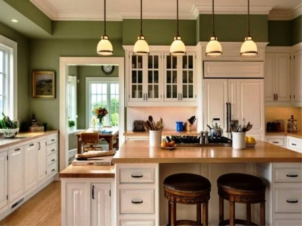 10 Pretty Kitchen Paint Ideas With White Cabinets kitchen paint colors with cream cabinets protoblogr design cool 2020