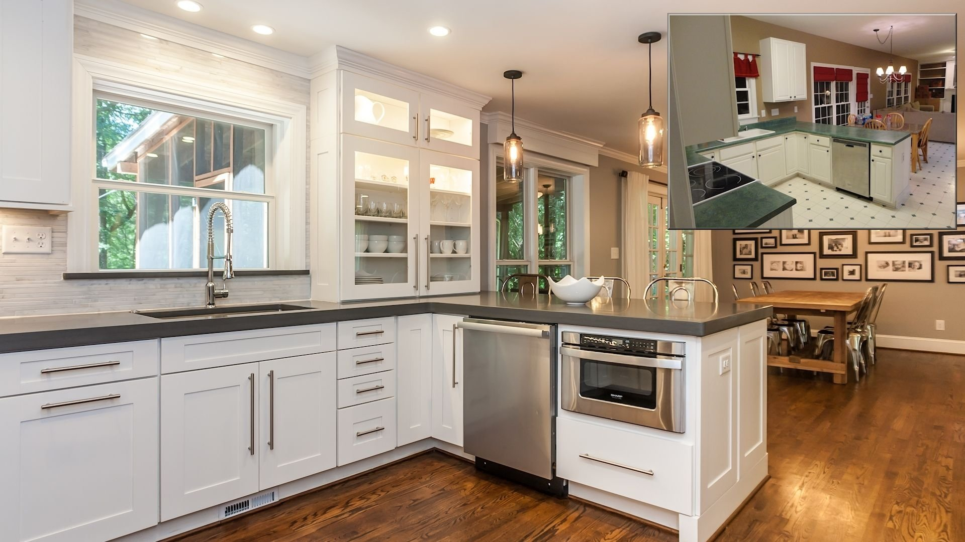 10 Fabulous Kitchen Remodel Ideas Before And After kitchen remodel ideas split level house training4green