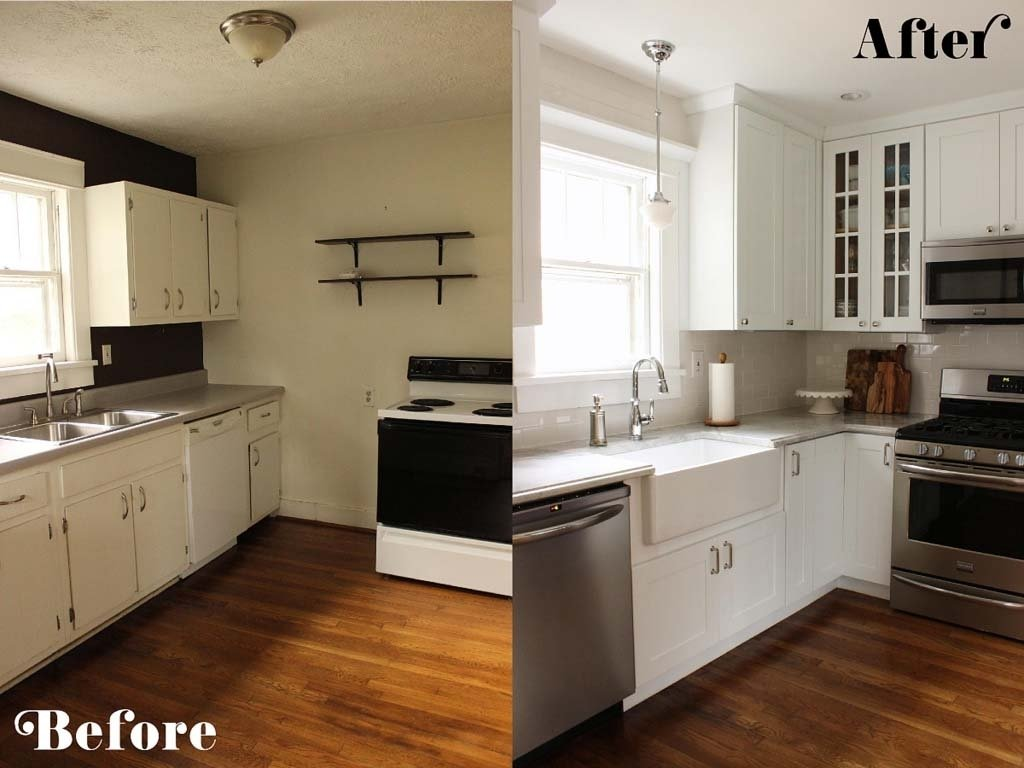 10 Best Kitchen Remodeling Ideas On A Budget kitchen remodeling on a budget mybktouch 1 2021