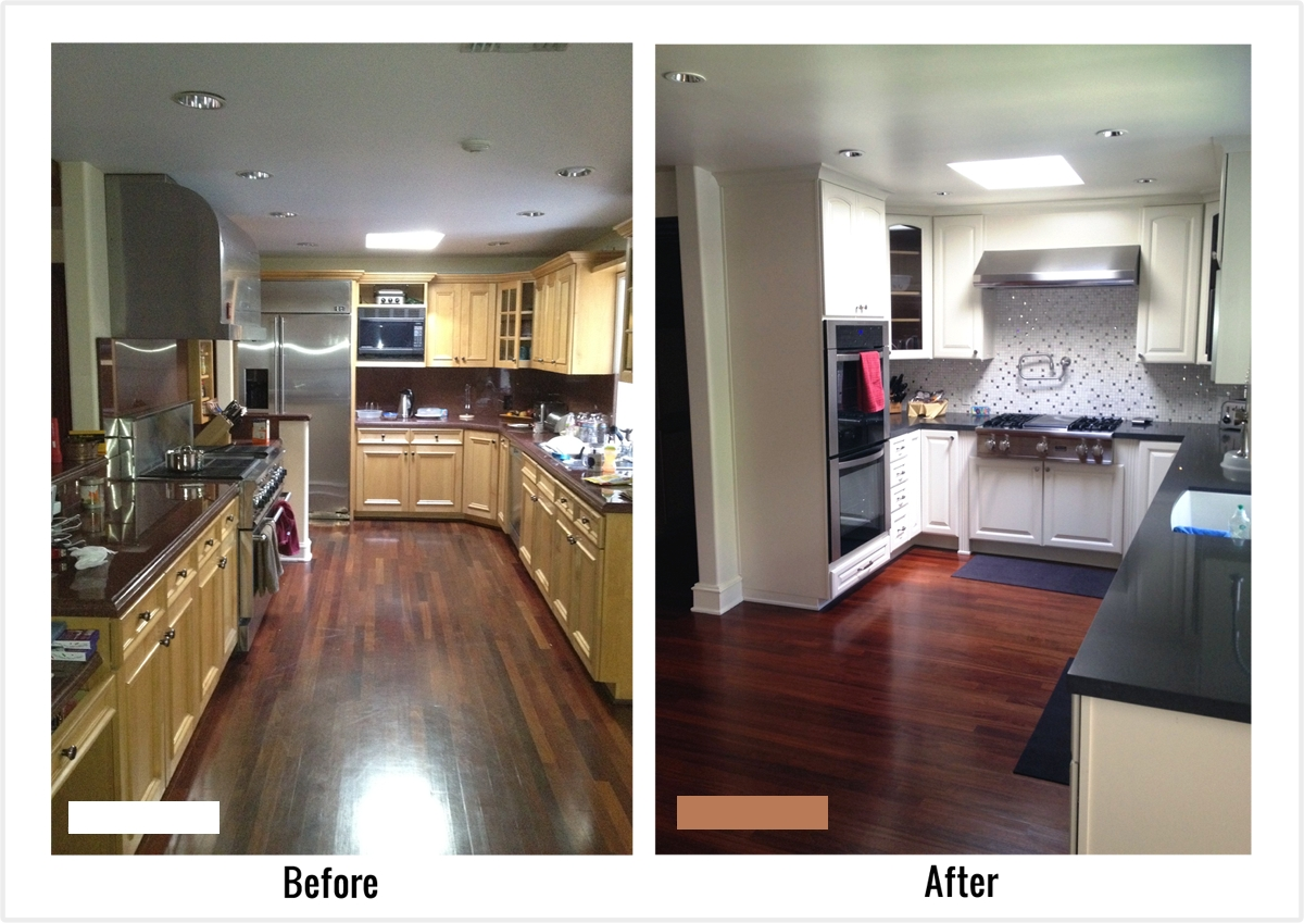 10 Fabulous Kitchen Remodel Ideas Before And After kitchen remodels before and after large affordable modern home 1
