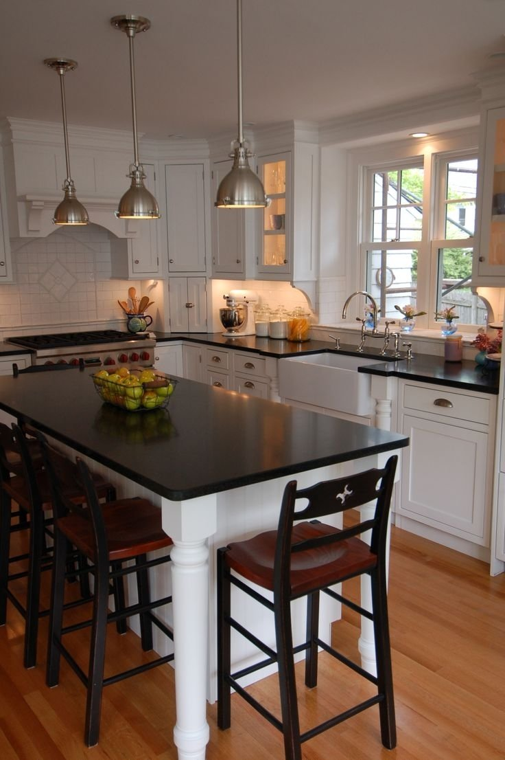 10 Wonderful Small Kitchen Island Ideas With Seating kitchen small kitchen islands with seating design island 2020