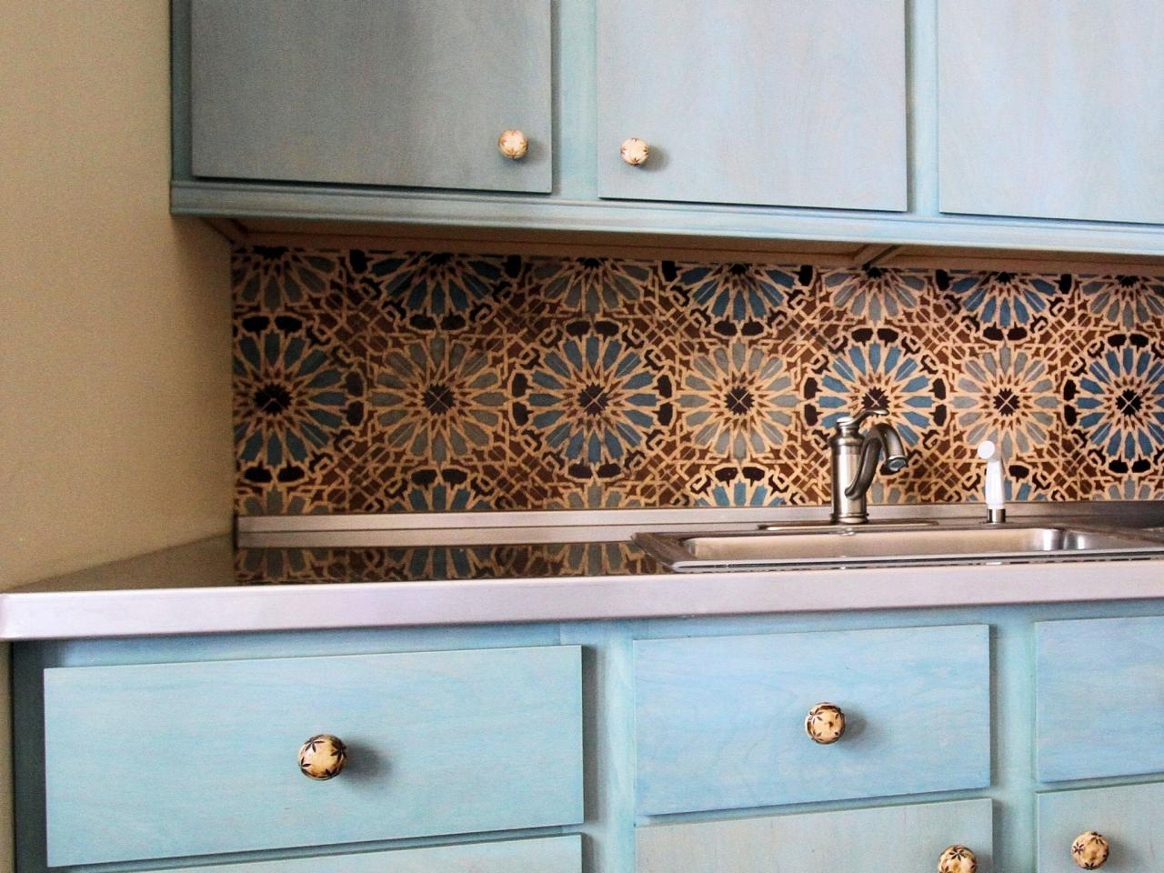kitchen tile backsplash ideas: pictures & tips from hgtv | hgtv