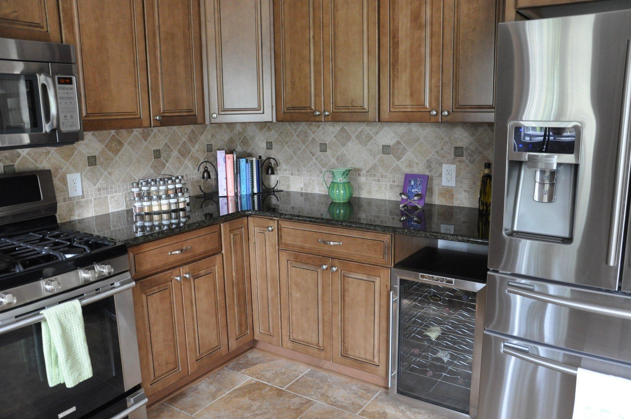 10 Fabulous Uba Tuba Granite Backsplash Ideas kitchen tile backsplash ideas with uba tuba granite countertops 2020