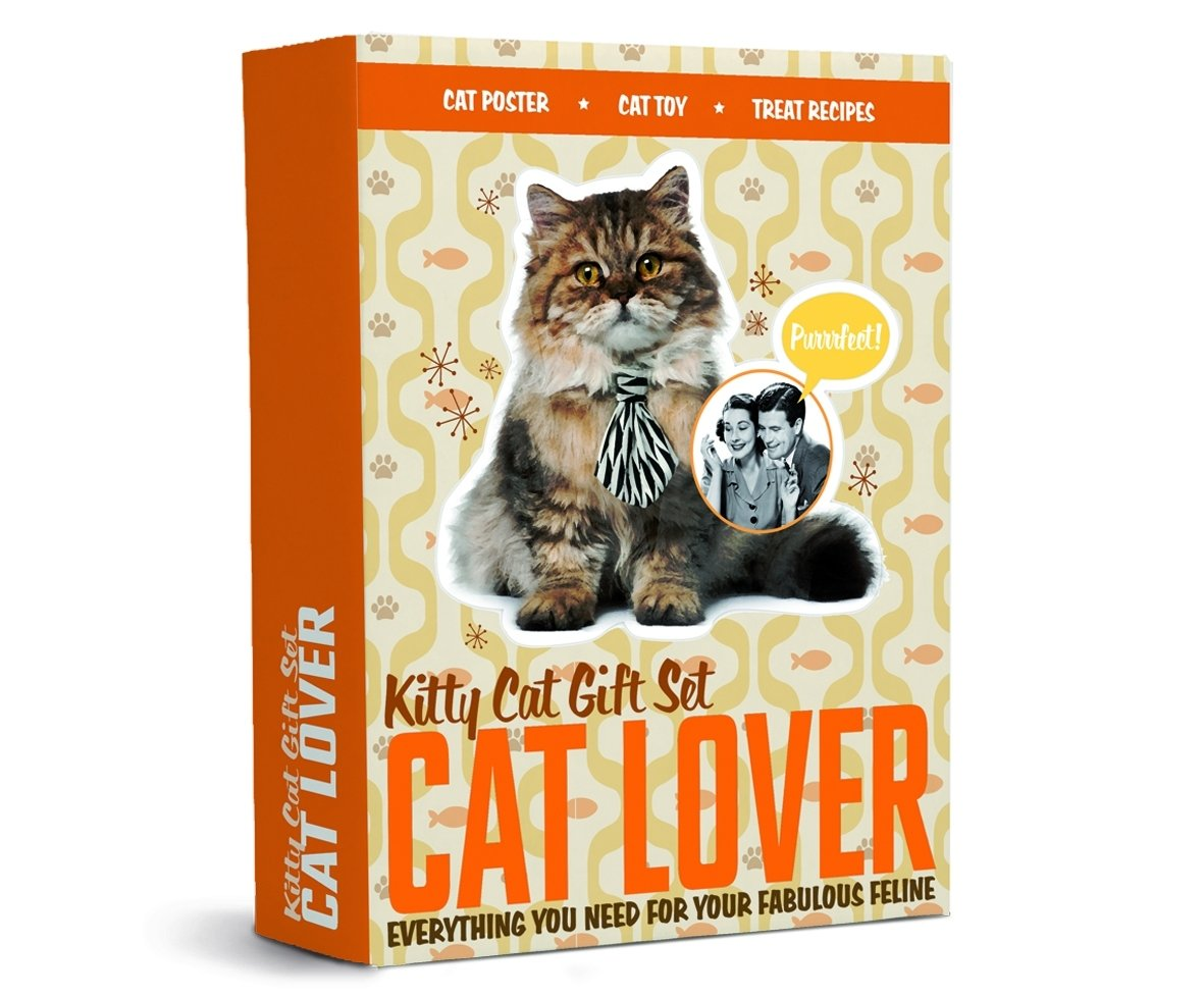 10 pretty gift ideas for cat lovers