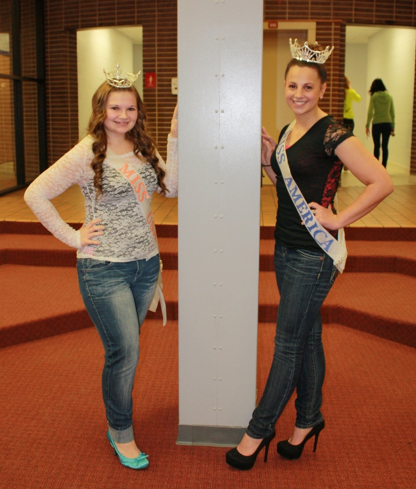 10 Great Celebrity Day Ideas For School knox high school homecoming fun favorite celebrity day miss