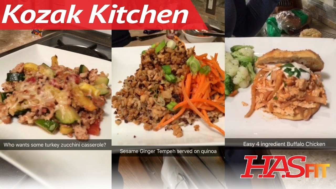 10 Fashionable Meal Ideas For Family Of 4 kozak kitchen ep 1 family meals made easy healthy recipes 2020