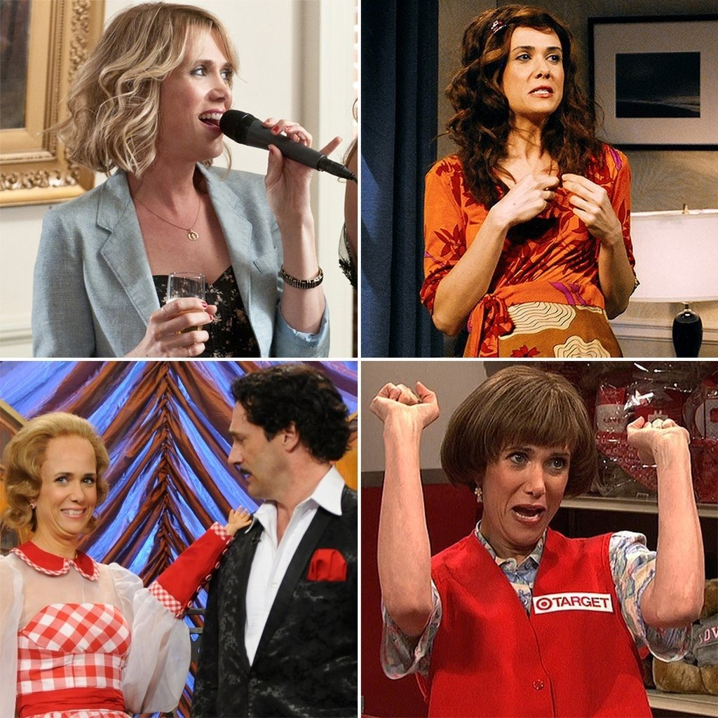 10 Trendy Saturday Night Live Costume Ideas kristen wiig character halloween costume ideas popsugar entertainment 2020