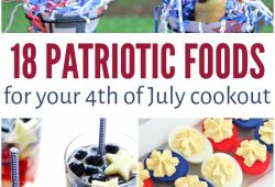 10 Unique 4Th Of July Cookout Ideas