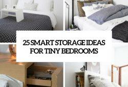 10 Elegant Organization Ideas For Small Bedrooms
