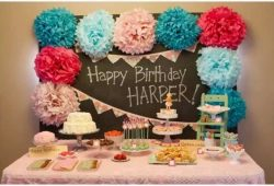 10 Elegant Unique First Birthday Party Ideas