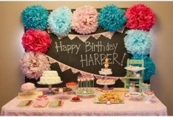 10 Most Recommended Unique 1St Birthday Party Ideas For Girls