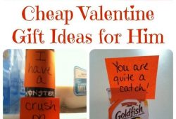 10 Lovable Inexpensive Valentines Day Ideas For Him