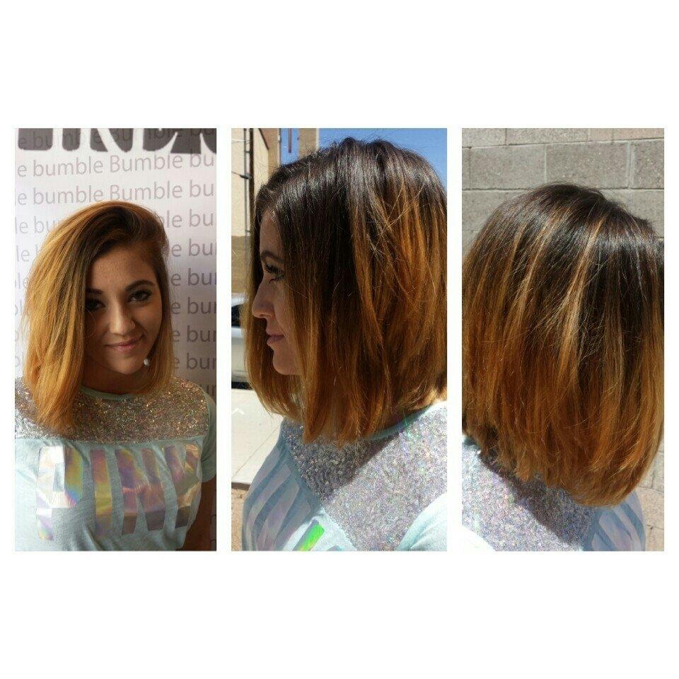 10 Nice Hair Color And Cut Ideas