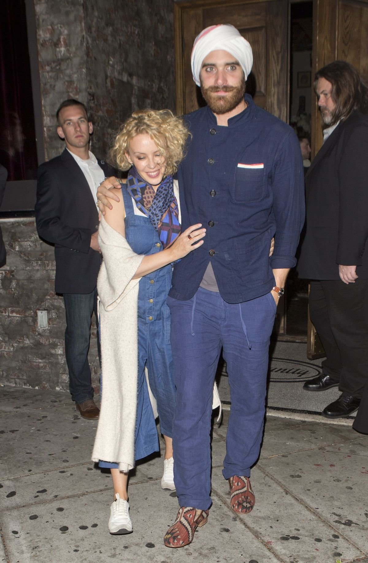 10 Awesome 30Th Birthday Party Ideas Los Angeles Kylie Minogue Arrives At Lady Gagas 30th