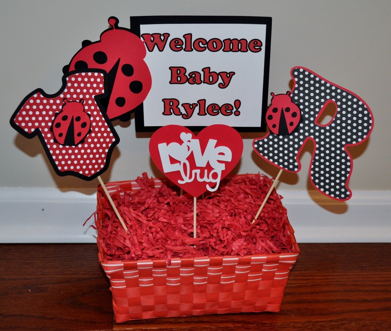 10 Attractive Lady Bug Baby Shower Ideas ladybug baby shower ideas craft the creatively and impressively to